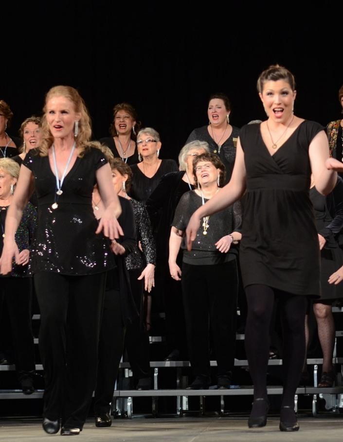 Pride of Portland Chorus